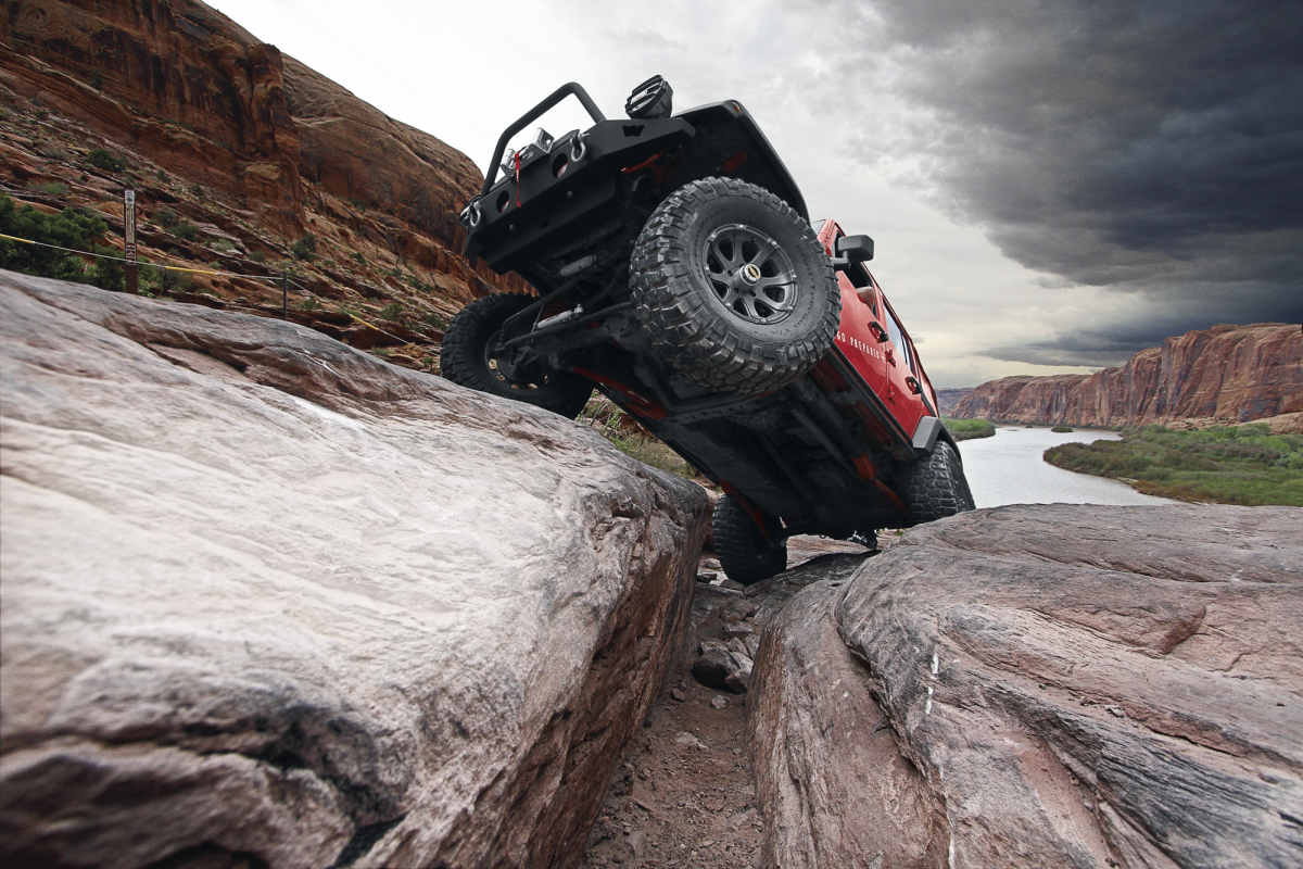 Warn Jeep Rock Klimb